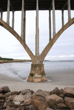 Κόλπος Yaquina Στοκ φωτογραφίες με δικαίωμα ελεύθερης χρήσης
