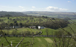 Κόμβος βασιλιά - Stirling, Σκωτία στοκ φωτογραφία με δικαίωμα ελεύθερης χρήσης
