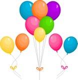 Κόμμα μπαλονιών Στοκ Φωτογραφίες