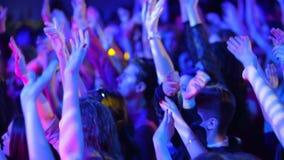 Κόμμα νεολαίας απόθεμα βίντεο