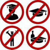 Κόμμα σπουδαστών Στοκ φωτογραφία με δικαίωμα ελεύθερης χρήσης