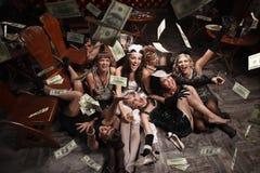 Κόμμα Bachelorette στοκ φωτογραφία με δικαίωμα ελεύθερης χρήσης