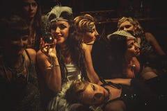 Κόμμα Bachelorette Στοκ εικόνες με δικαίωμα ελεύθερης χρήσης