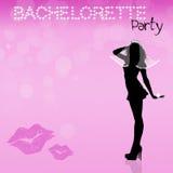 Κόμμα Bachelorette Στοκ Εικόνα