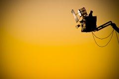 Κόνδορας ηλιοβασιλέματος Στοκ Εικόνες