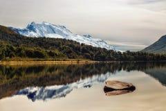 Κόνδορας της Αργεντινής Mirador Laguna Στοκ φωτογραφία με δικαίωμα ελεύθερης χρήσης