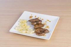 Κόντρα φιλέτο βόειου κρέατος Στοκ Φωτογραφίες