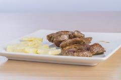 Κόντρα φιλέτο βόειου κρέατος Στοκ Εικόνα