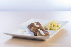 Κόντρα φιλέτο βόειου κρέατος Στοκ φωτογραφία με δικαίωμα ελεύθερης χρήσης