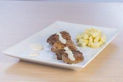 Κόντρα φιλέτο βόειου κρέατος Στοκ Φωτογραφία