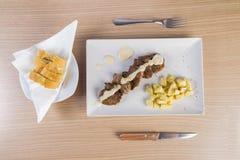 Κόντρα φιλέτο βόειου κρέατος Στοκ φωτογραφίες με δικαίωμα ελεύθερης χρήσης