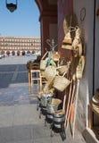Κόρδοβα - λεπτομέρεια από την αγορά Στοκ εικόνες με δικαίωμα ελεύθερης χρήσης