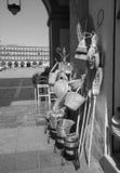 Κόρδοβα - λεπτομέρεια από την αγορά neart τετραγωνικό Plaza de Λα Cor Στοκ Εικόνα