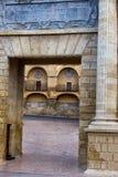 Κόρδοβα στην ιστορική αρχιτεκτονική της Ισπανίας Στοκ φωτογραφία με δικαίωμα ελεύθερης χρήσης