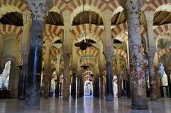 Κόρδοβα mezquita Στοκ Φωτογραφίες