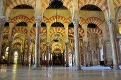 Κόρδοβα mezquita στοκ φωτογραφίες με δικαίωμα ελεύθερης χρήσης