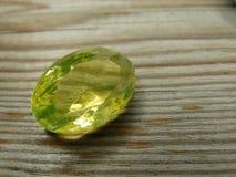 Κόσμημα διαμαντιών σαπφείρου κρυστάλλου πολύτιμων λίθων Στοκ Εικόνες