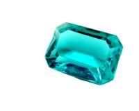 Κόσμημα διαμαντιών σαπφείρου κρυστάλλου πολύτιμων λίθων Στοκ Εικόνα