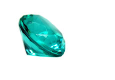 Κόσμημα διαμαντιών σαπφείρου κρυστάλλου πολύτιμων λίθων Στοκ Φωτογραφία