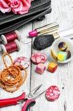 Κόσμημα και τέχνες Στοκ Φωτογραφία
