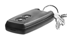 Κόσμημα μικρής αξίας τηλεχειρισμού με το κλειδί Στοκ Εικόνες