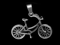 κόσμημα Ποδήλατο κρεμαστών κοσμημάτων ανοξείδωτο περίστροφων 375 φιαλών δύο λίτρων στοκ φωτογραφίες