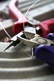 κόσμημα που κατασκευάζ&epsil Στοκ φωτογραφία με δικαίωμα ελεύθερης χρήσης