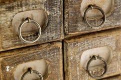 κόσμημα συρταριών περίπτωσης Στοκ φωτογραφία με δικαίωμα ελεύθερης χρήσης