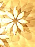 κόσμημα 4 λουλουδιών Στοκ εικόνα με δικαίωμα ελεύθερης χρήσης