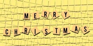 Κόσμιος παντρεψτε την ταπετσαρία υποβάθρου Χριστουγέννων στοκ εικόνες