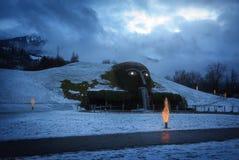 Κόσμοι κρυστάλλου Swarovski Στοκ εικόνες με δικαίωμα ελεύθερης χρήσης