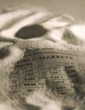 κόσμος αγορών Στοκ Φωτογραφία