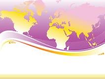 κόσμος ανασκόπησης ελεύθερη απεικόνιση δικαιώματος