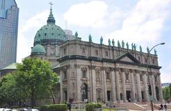 κόσμος βασίλισσας Mary Μόντρεαλ καθεδρικών ναών Στοκ φωτογραφία με δικαίωμα ελεύθερης χρήσης