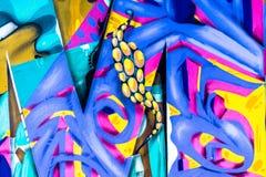 Κόσμος γκράφιτι Στοκ Εικόνες