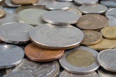 κόσμος επιχειρησιακών νομισμάτων Στοκ φωτογραφία με δικαίωμα ελεύθερης χρήσης