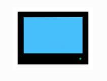 κόσμος μηνυτόρων χαρτών σφαιρών LCD γυαλιού έννοιας Στοκ Εικόνες