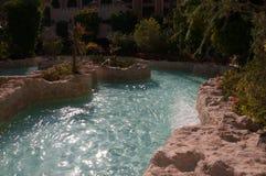 Κόσμος νερού Makadi Sunwing θερέτρου Στοκ Φωτογραφίες