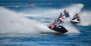 κόσμος πρωταθλήματος aquabike του 2012 gp1 runbout Στοκ Φωτογραφία