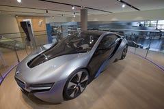 Κόσμος της BMW Στοκ Εικόνες