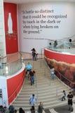 Κόσμος της Coca-Cola στην Ατλάντα, GA στοκ εικόνα