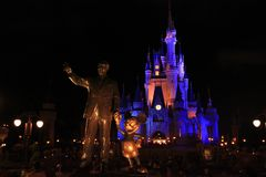 Κόσμος της Disney Walt Στοκ Εικόνες