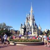 Κόσμος της Disney Walt Στοκ Εικόνα