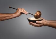 κόσμος τροφών Στοκ Εικόνες