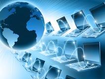 Κόσμος υπολογιστών Στοκ φωτογραφία με δικαίωμα ελεύθερης χρήσης