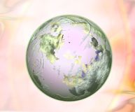 κόσμος φαντασίας Στοκ φωτογραφία με δικαίωμα ελεύθερης χρήσης