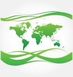 κόσμος χαρτών σχεδίου ελεύθερη απεικόνιση δικαιώματος