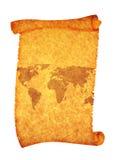 κόσμος χαρτών Στοκ Εικόνες