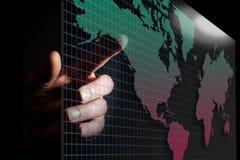 κόσμος χαρτών Στοκ εικόνα με δικαίωμα ελεύθερης χρήσης