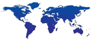 κόσμος χαρτών Στοκ Φωτογραφίες